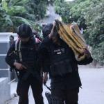 Digeledah, Kontrakan Terduga Teroris di Sukoharjo