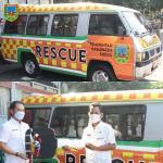 Bupati Serahkan Satu Mobil Rescue Dukung Mobilitas BPBD Kudus