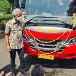 Bus Trans Jateng Semarang-Grobogan Diluncurkan, Prioritaskan Buruh dan Pelajar
