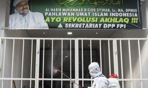 Masuk NU-Muhammadiyah, eks FPI bisa terhindar ekstremisme
