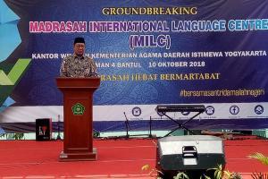 Tujuan Pembangunan Madrasah International Language Centre