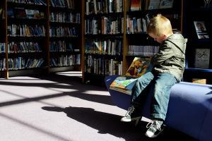 Cara Petani Boyolali Tingkatkan Minat Baca Anak-Anak