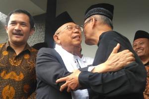 Amanat Syafii Maarif untuk Ma'ruf Amin
