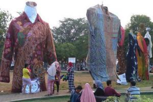 Aneka Acara saat Pekan Batik Nusantara 2018