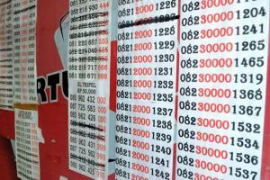 Peminat 'Nomor Cantik' Ponsel Masih Tinggi