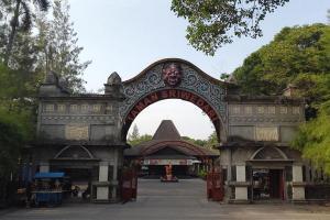 Pemkot: Pembangunan Masjid Taman Sriwedari Sesuai Jadwal