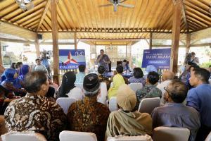Di Ndalem Benawan, SBY Kenang Pengalaman soal Yogyakarta
