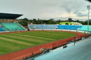 Pengelola Disebut Sudah Perbaiki Lampu Stadion Moch Soebroto