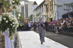 Semarang Lestarikan Batik melalui Pameran Fesyen