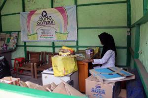 Warga Semarang Diajak Aktifkan Bank Sampah