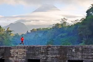 Rilis Volcano Run, Sleman Genjot Sport 'Tourism'