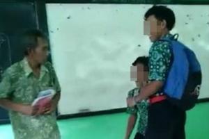 Siswa 'Keroyok' Guru, Polisi: Tak Ada Unsur Kriminal