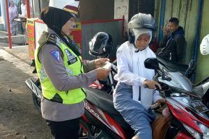 Pelanggaran Lalu Lintas di Kulon Progo Didominasi Pelajar