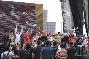 Djoko Santoso: Perolehan Suara di Jawa Seimbang