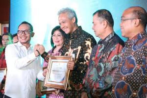 Jateng Sabet 2 Penghargaan Integra