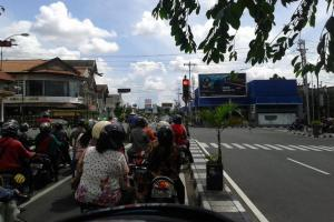 Dishub Yogyakarta Usulkan Perubahan Simpang Gondomanan