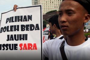 Pemilu 2019, Belum Ada Kasus SARA di Sleman