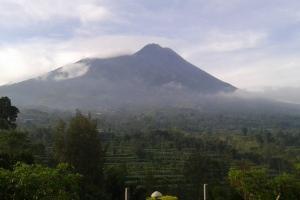 BPBD Sleman Antisipasi Gunung Merapi Meletus