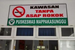 Merokok di KTR, Terancam Denda hingga Rp2 Juta