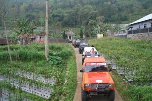 Pemkab Karanganyar Gelar Lawu Jeep Adventure Esok