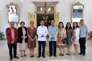 Bawaslu Pantau Kehadiran Jokowi di Keraton
