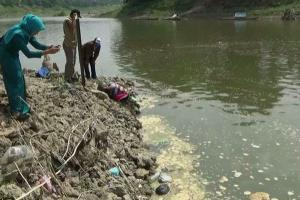 Nyaris Semua Sungai di Surakarta Tercemar Sampah