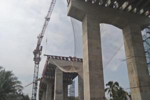 Jasa Marga Kebut Proyek Tol Semarang-Batang