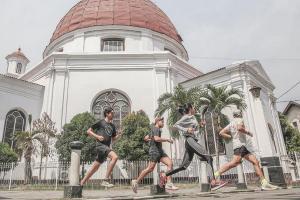 Semarang 10K Diikuti Peserta dari 6 Negara