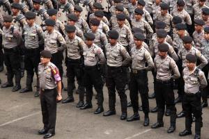 740 Polisi Kawal Pilkades di Sukoharjo