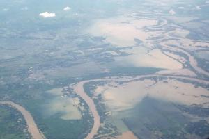 Alat Deteksi Banjir Akan Dipasang di Bengawan Solo