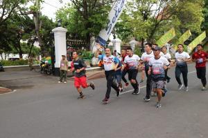 Bupati Ketagihan Sport Tourism Pati Run