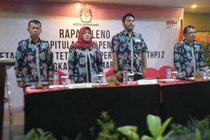 KPU Kota Semarang Diminta Rutin Berkoordinasi
