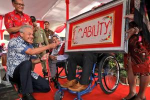 'Penyandang Disabilitas Butuh Kesetaraan dan Kesempatan'