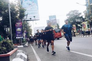 Peserta Semarang 10K Akan Disuguhkan Berbagai Hiburan