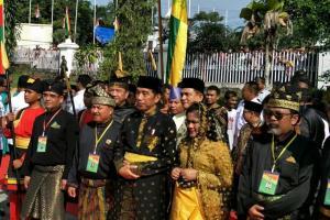LAM Berikan Gelar Datuk Seri Setia Negara untuk Jokowi
