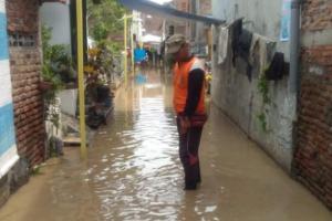 Upaya Tangani Banjir di Kaligawe Semarang