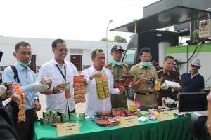 BPOM Semarang Bongkar Obat dan Kosmetik Ilegal Rp750 Juta