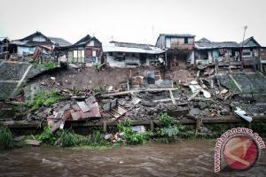 Sebanyak 23.140 Warga Yogyakarta Terancam Longsor-Banjir