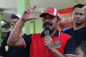 Sengketa Sriwedari, Wali Kota Rudy Dilaporkan ke Polisi