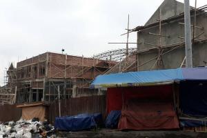 Kontraktor Pasar Bojong Terancam Tak Dibayar