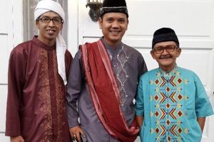 Innalillahi, Tsunami Banten Renggut Nyawa Aa Jimmy