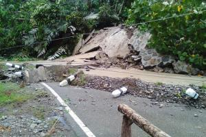 Terjadi 230 Bencana Alam di Banjarnegara selama 2018