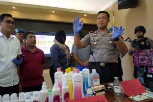 Polres Purbalingga Bongkar Kasus Kosmetik Ilegal