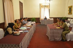 Kosong, 87 Formasi Pejabat Struktural Wonosobo