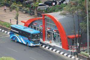 Diluncurkan, Trans Semarang Berbahan Bakar Gas