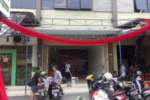 PDIP 'Pepet' Posko Prabowo di Kampung Jokowi