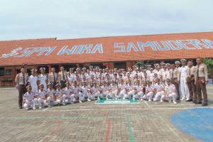 Yayasan 'Gantung' Masa Depan Siswa SMK Wira Samudera