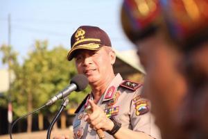 Pascakeributan, 1 Peleton Polisi Siaga di Rutan Surakarta