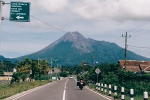 Jalur Evakuasi di Klaten dan Magelang Rusak