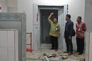 Disdag: Pembangunan Pasar Wonodri Semarang Selesai